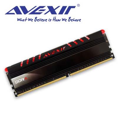宇帷國際核心系列記憶體DDR4-2400-4GB