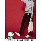 BEAUTY系列KITTY彈力磨毛內搭褲-OB大尺碼