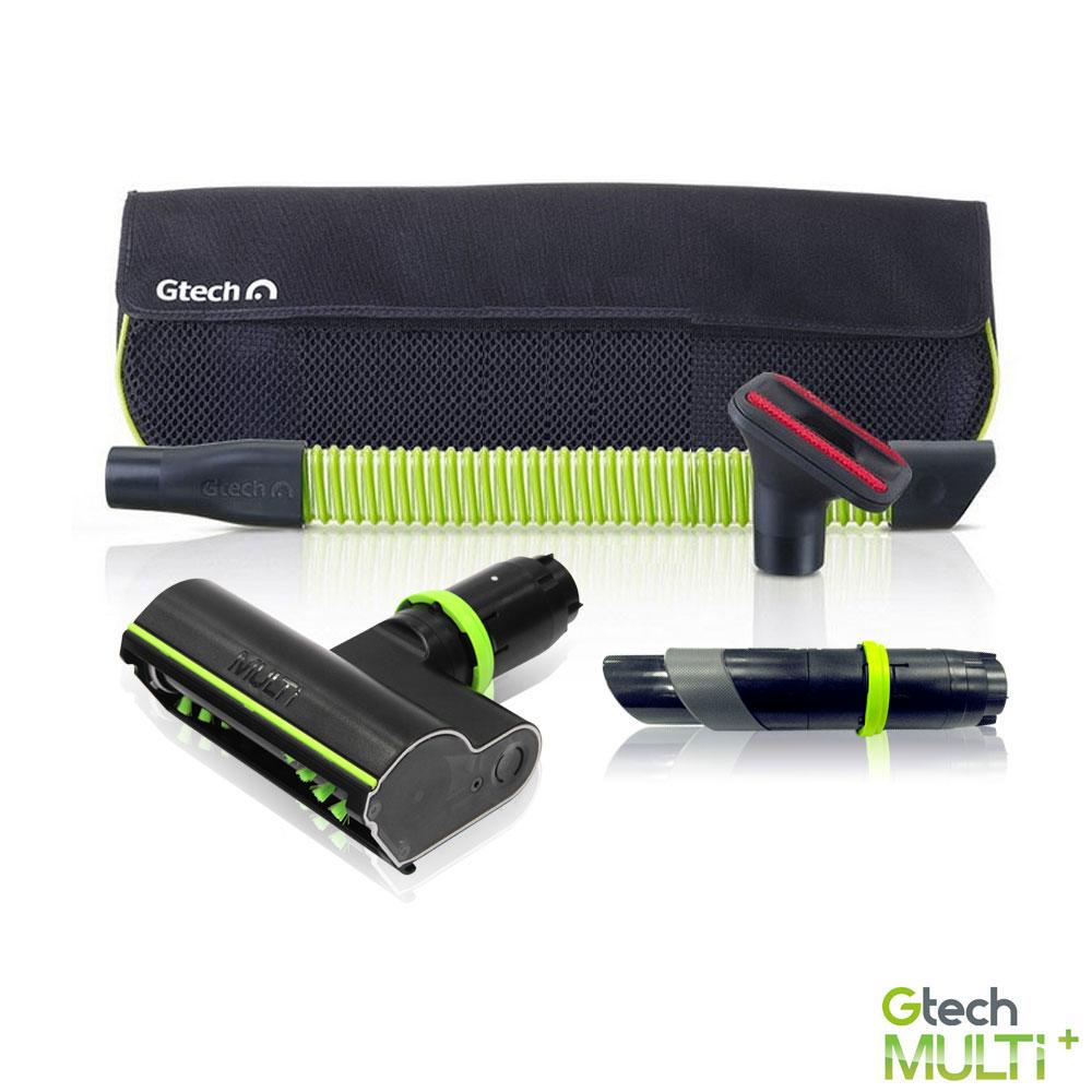 英國 Gtech Multi Plus 原廠電動滾刷除蹣吸頭套件組