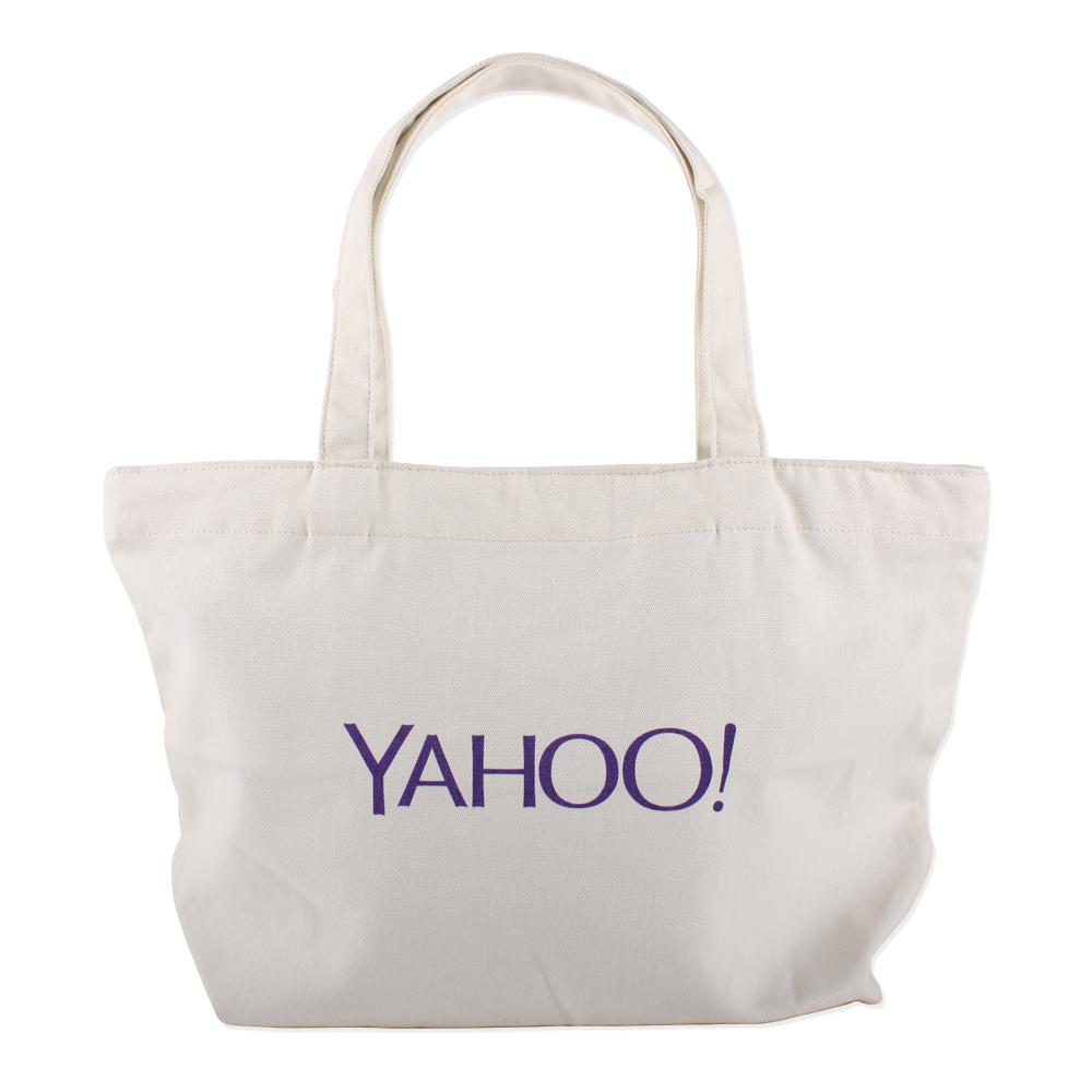Yahoo! 帆布環保購物袋