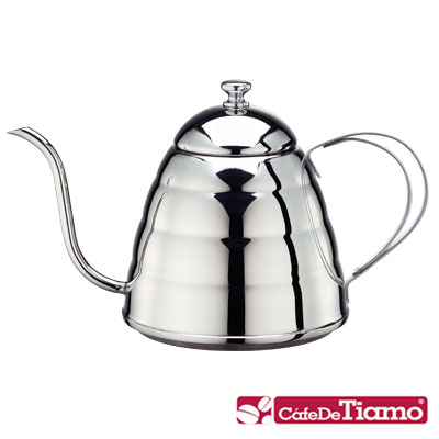 Tiamo 優質不鏽鋼細口壺 900ml(HA1625)