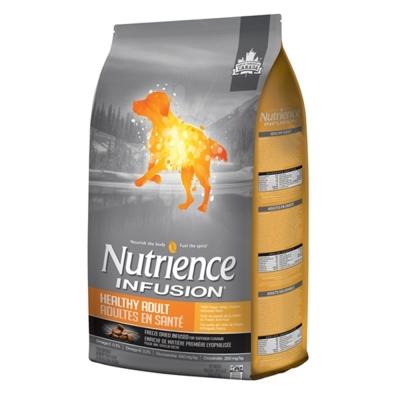 紐崔斯Nutrience INFUSION天然成犬《雞肉》犬糧2.27KG