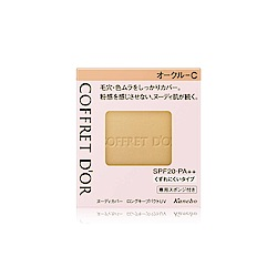 Kanebo佳麗寶 COFFRET D'OR光透裸肌粉餅UV9.5g