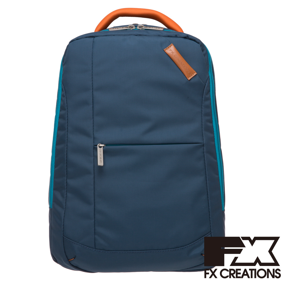 FX CREATIONS Wexia系列 後背包-深藍 WEX69579-98