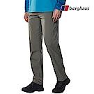 【Berghaus貝豪斯】男款輕量防潑水長褲S07M06-咖啡