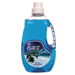 毛寶香滿室地板清潔劑(海洋微風)2000G
