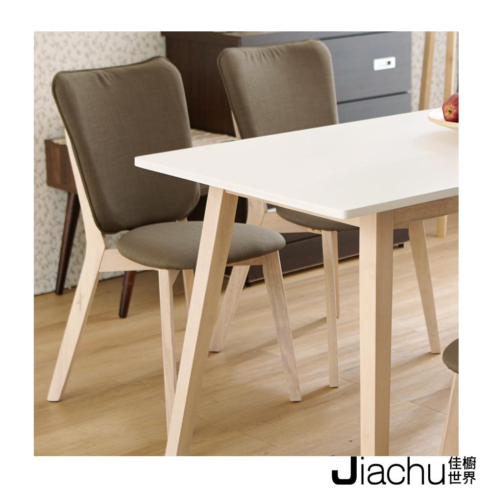 【Jiachu 佳櫥世界】Marian瑪麗安歐系高背餐椅