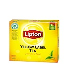 [聯合利華原廠公司貨] 立頓 黃牌精選紅茶(100入/盒)