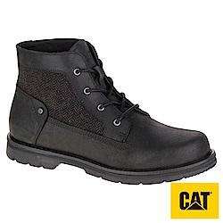 CAT HAZEL WOOL 舒適系列女靴-黑(309762)
