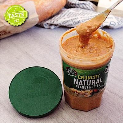壽滿趣 紐西蘭Mother Earth超級顆粒花生醬(380g)