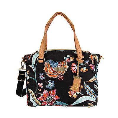 LiliO   側背包   印花度藝術植繪  S Handbag Ink