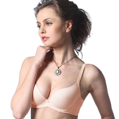 LADY 菲莉絲系列 B-F罩 無痕無縫款 內衣(典藏膚)