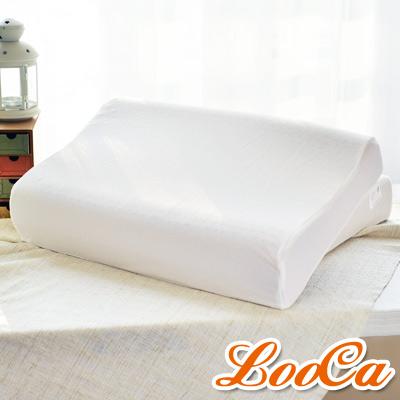 LooCa 負離子工學乳膠健康枕1入