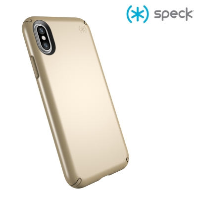 Speck Presidio Metallic iPhone X 金屬質感防摔殼