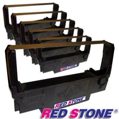 RED STONE for EPSON ERC30/ERC34/ERC38紫色色帶(6入)