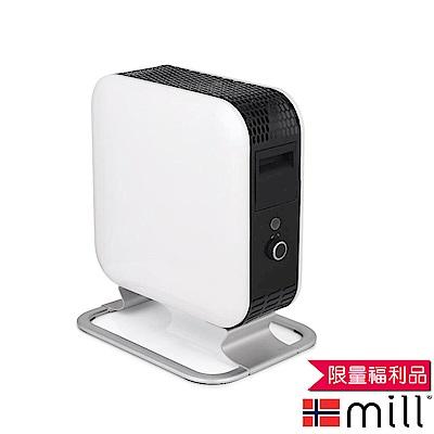 [福利品]挪威 mill 葉片式電暖器 AB-H700MINI