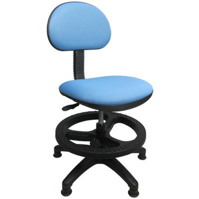 邏爵家俱-粉彩兒童成長學習椅/電腦椅(兩色)