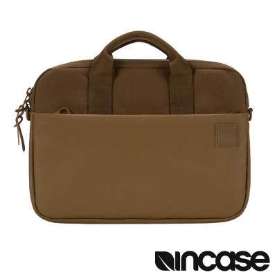 INCASE Compass 手提電腦公事包(黃銅/13 吋筆電適用)