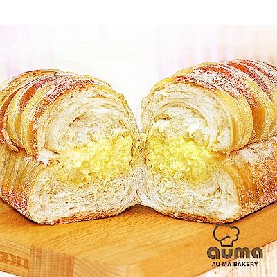 奧瑪烘焙PAN柴奶露麵包原味*4