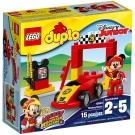 LEGO樂高 得寶系列 10843 迪士尼 米老鼠 米奇賽車手