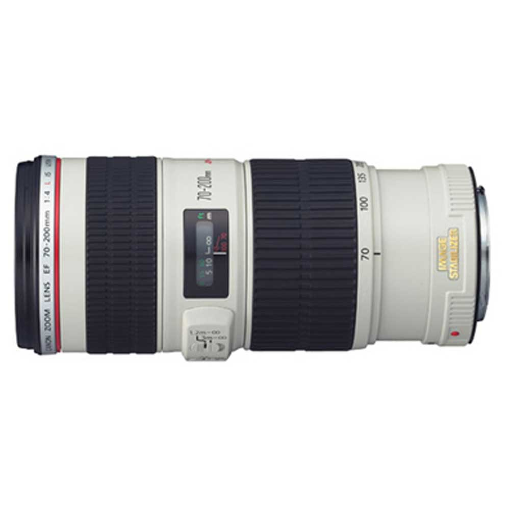 Canon EF 70-200mm f/4L IS USM 望遠變焦鏡頭(公司貨)