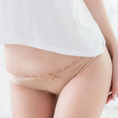 FLORALOVELY-熟睡型日本生理褲-膚