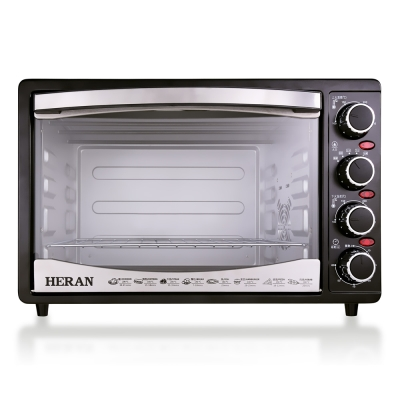 HERAN30L四旋鈕電烤箱HEO-3001SGH