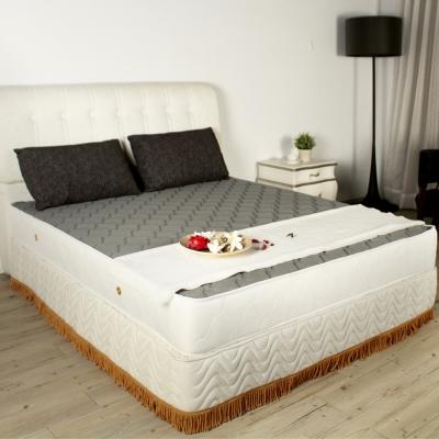 Pathfinder派菲德 3D表布高循環透氣獨立筒床墊-雙人加大6尺