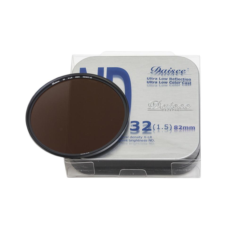 Daisee X-LR DMC 82mm ND32減光鏡