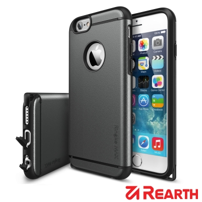 Rearth iphone 6 plus / 6s plus Max手機殼(送保...