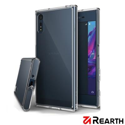 Rearth Sony Xperia XZ 透明保護殼(送保貼)