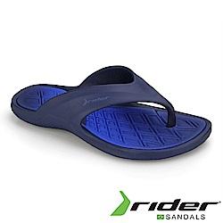 RIDER 巴西-童 CAPE VIII 運動夾腳拖鞋 藍