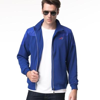 聖手牌 外套 藍色系運動休閒夾克外套