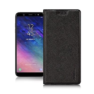 Xmart  三星 Galaxy A6+ 2018 鍾愛原味磁吸皮套