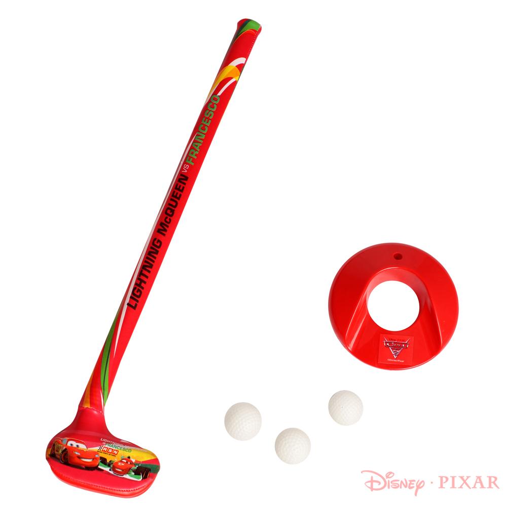 《凡太奇》美國品牌【迪士尼DISNEY】Cars兒童高爾夫球組
