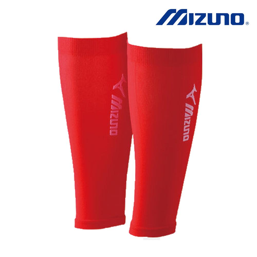 Mizuno BIO GEAR 日本製 護小腿 紅(雙) A60BU-01062