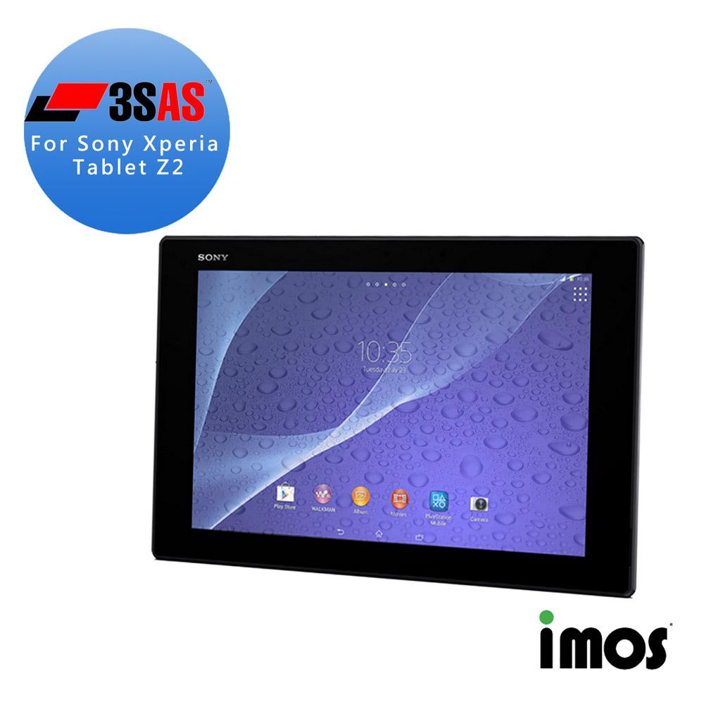 iMos-Sony Xperia Tablet Z2-超疏水疏油保護貼