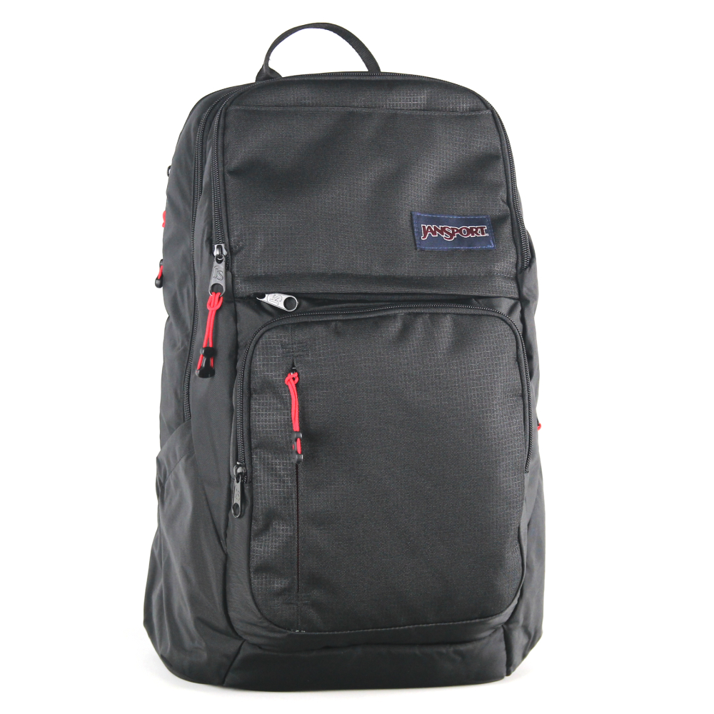 JanSport DIGITAL背包(BROADBAND)-黑