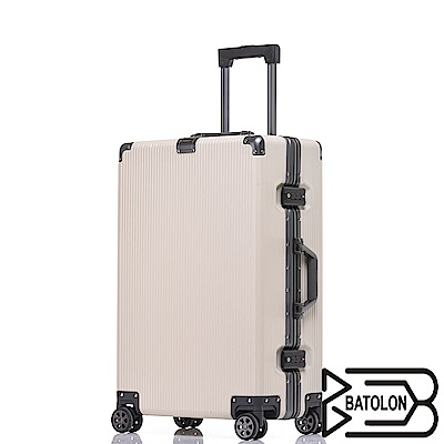 Batolon寶龍 (29吋) 爵世經典TSA鎖PC鋁框箱