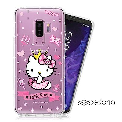 Hello Kitty SAMSUNG S9 plus 彩繪水鑽手機空壓殼 - ...