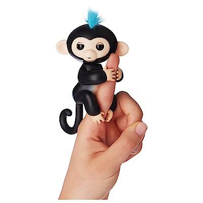 Fingerlings 互動寵物猴 - 黑