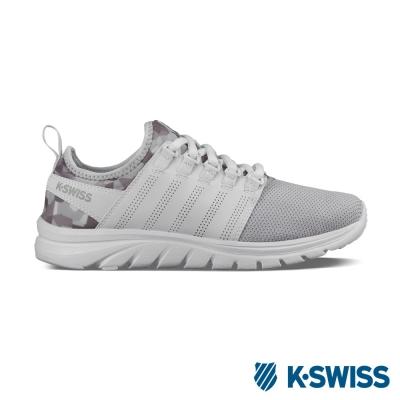 K-Swiss Ace Trainer CMF輕量運動鞋-女-白/幾何