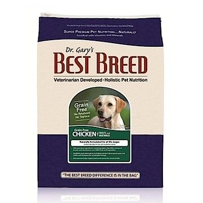 貝斯比《全齡犬無榖雞肉+蔬果配方-BBF1201GF》1.8kg 兩包組
