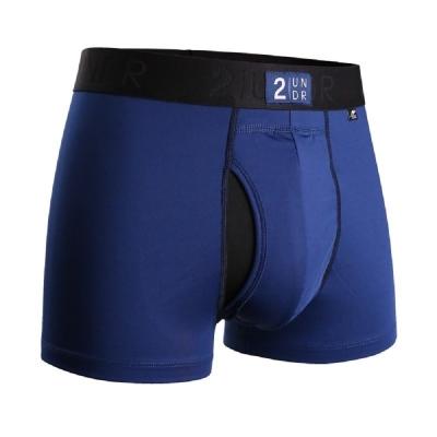 2UNDR Power Shift2.0活力機能內褲(3吋)-海軍藍
