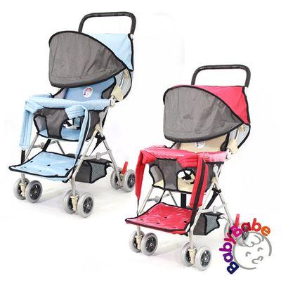 【BabyBabe】三用加寬揹架車
