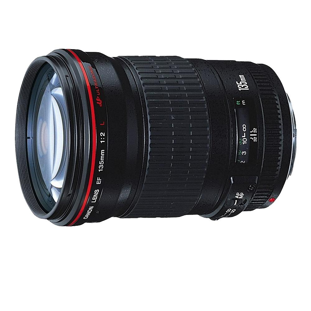 CANON EF 135mm f/2L USM*(平行輸入)
