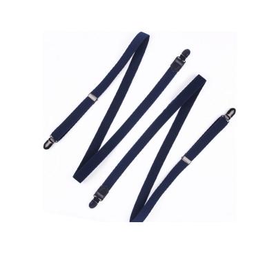拉福   獨立2cm真皮質朴中質感西裝吊帶