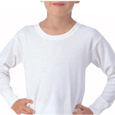 小宜而爽 男童羅紋厚棉衛生衣~尺寸30~3件組
