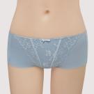 瑪登瑪朵-15AW-我挺妳軟棉圈  低腰平口無痕褲(星辰灰)