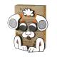 澳洲-Makedo-美度扣-裝飾創意-動物臉型-22pcs
